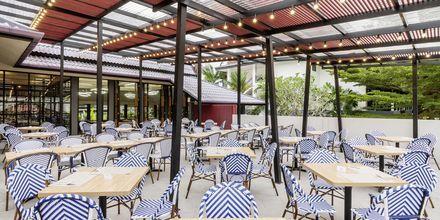 Restaurant Turtle på Khaolak Emerald Beach Resort