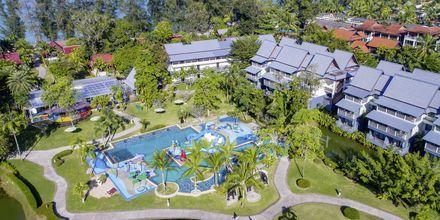 Poolområde på Khaolak Emerald Beach Resort