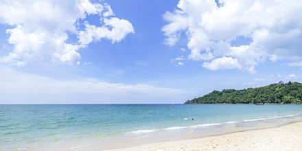 Stranden ved Khaolak Emerald Beach Resort