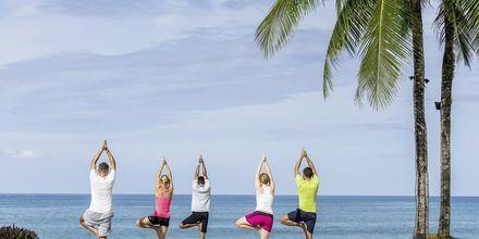 Træning på Khaolak Emerald Beach Resort