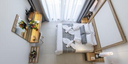 1-værelses lejlighed superior i etage på Kiani Beach Resort, Kalives, Kreta.