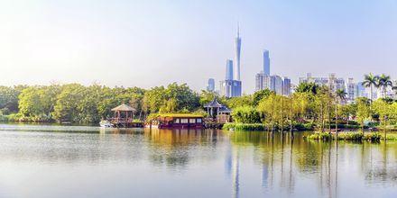 Guangzhou, Kina.