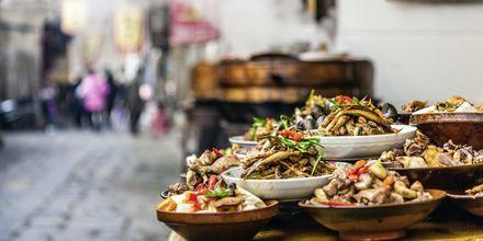Kinesisk mad.