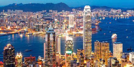 Beijing er en mægtig storby med skyskrabere, en stor befolkning og et bredt udbud.