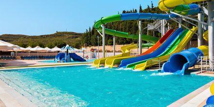 Vandland på hotel Kipriotis Aqualand på Kos, Grækenland