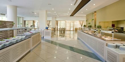 Buffetrestauranten Amvrosia på Hotel Kipriotis Maris Suites på Kos, Grækenland.