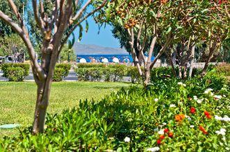 Haven på Hotel Kipriotis Maris Suites på Kos, Grækenland.