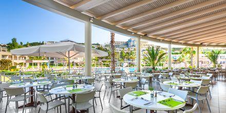Restaurant på Hotel Kipriotis Maris Suites i Psalidi på Kos, Grækenland.