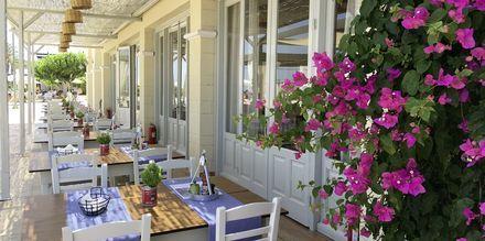 Restaurant Fish & More på Hotel Kipriotis Panorama & Suites i Psaladi på Kos, Grækenland