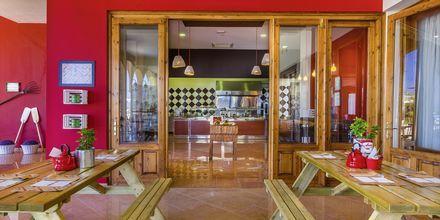 Restaurant Souvlaki & More på Hotel Kipriotis Panorama & Suites i Psaladi på Kos, Grækenland