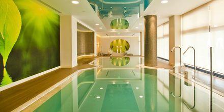 Spa på Hotel Kipriotis Maris Suites på Kos, Grækenland.