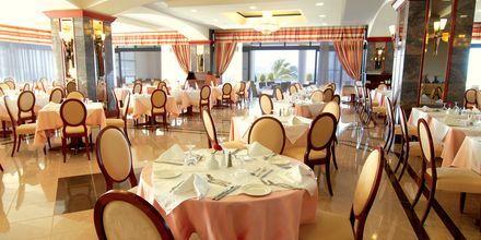Restaurant på Hotel Kipriotis Panorama & Suites i Psaladi på Kos, Grækenland