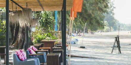 Klong Dao Beach på Koh Lanta, Thailand