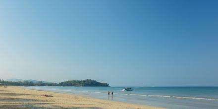 Klong Dao Beach på Koh Lanta , Thailand.