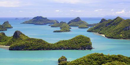 Angthong National Marine Park l