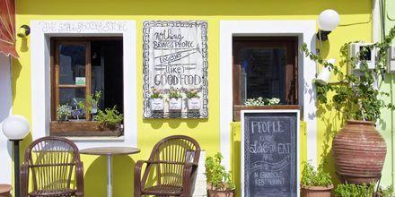 Kokkari på Samos, Grækenland.