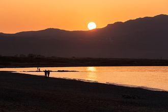 Kolymbari på Kreta, Grækenland.