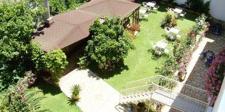 Haven på Hotel Korali House i Vrachos, Grækenland.