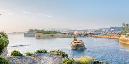 Sidari på Korfu, Grækenland.