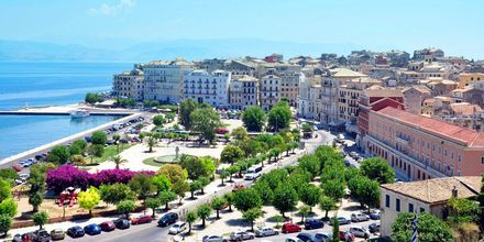 Korfu By, Grækenland