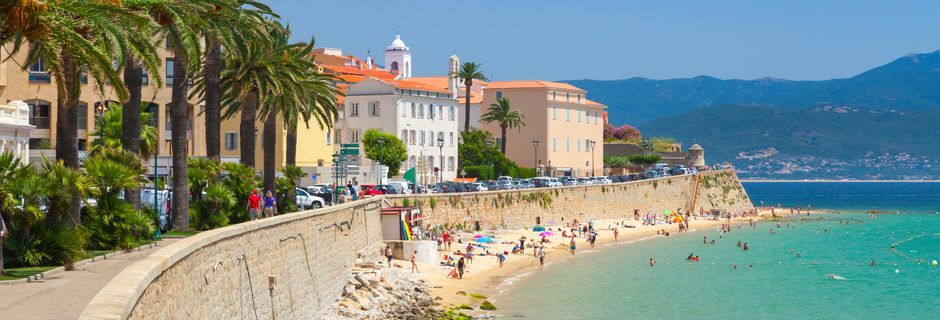 Korsika.