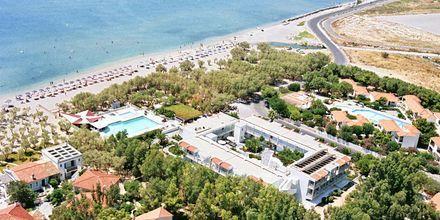 Hotel Kouros Seasight i Pythagorion på Samos, Grækenland.