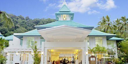 Krabi Tipa Resort i Ao Nang i Thailand.