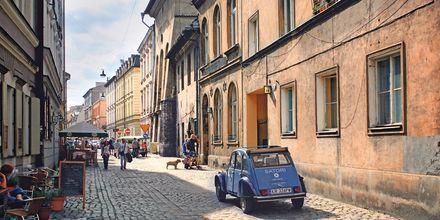 Kazimierz, det juridiske kvarter, i Krakow.
