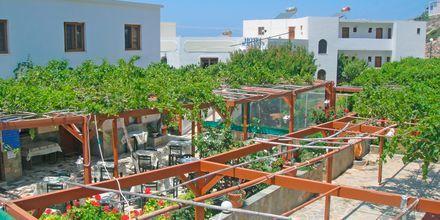 Hotel Krinos i Lefkos på Karpathos, Grækenland
