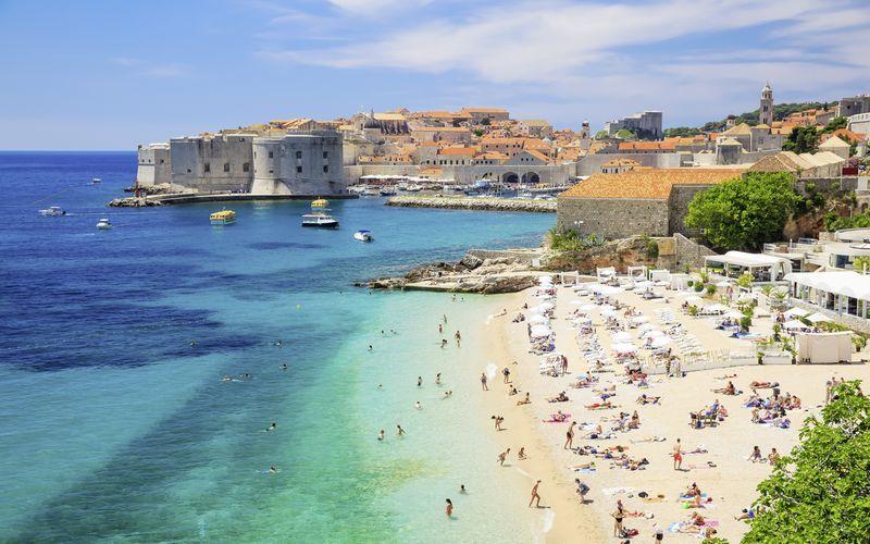 populære rejsemål kroatien