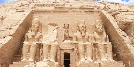Abu Simbel i Aswan, Krydstogt på Nilen med MS Alyssa, Egypten