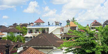 Kuta på Bali.