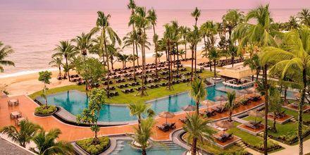 Hotel Flora Khao Lak i Khao Lak, Thailand.