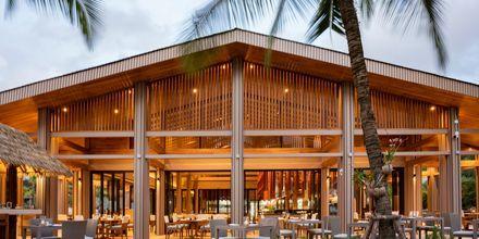 Restaurant på Hotel Flora Khao Lak i Khao Lak, Thailand.
