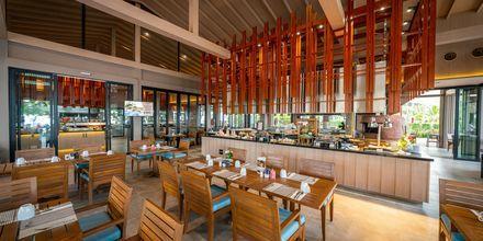 Restauranten Sire på La Flora Khao Lak i Khao Lak, Thailand