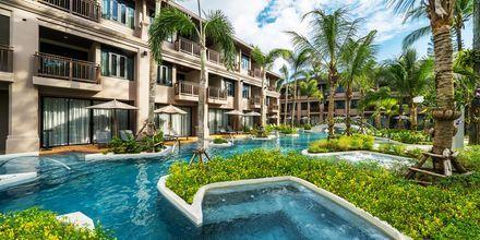 Pool på La Flora Khao Lak i Khao Lak, Thailand