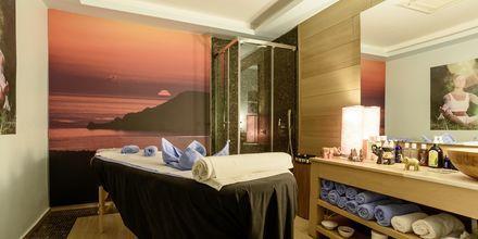 Spa på Hotel La Mer på Santorini, Grækenland.