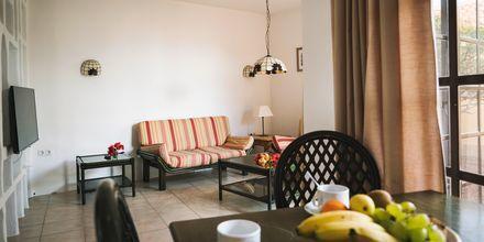 3-værelses lejlighed i etage på Hotel La Pared - powered by Playitas, Fuerteventura.