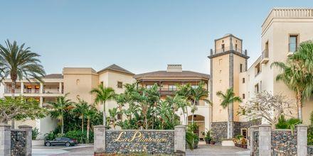 Indgang på Hotel La Plantacion del Sur Vincci i Playa de las Americas, Tenerife.