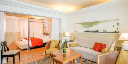 Junior-suite på Hotel La Plantacion del Sur Vincci i Playa de las Americas, Tenerife.