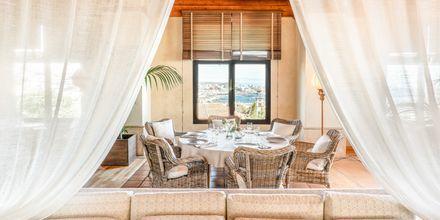 Restaurant Colonial på Hotel La Plantacion del Sur Vincci i Playa de las Americas, Tenerife.