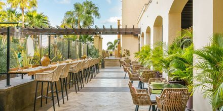 Sunset Bar på Hotel La Plantacion del Sur Vincci i Playa de las Americas, Tenerife.