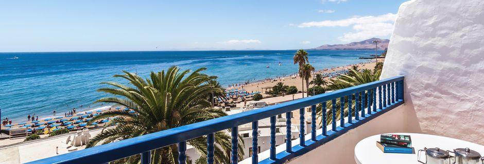 Hotel LABRANDA Los Cocoteros i Puerto del Carmen, Lanzarote.