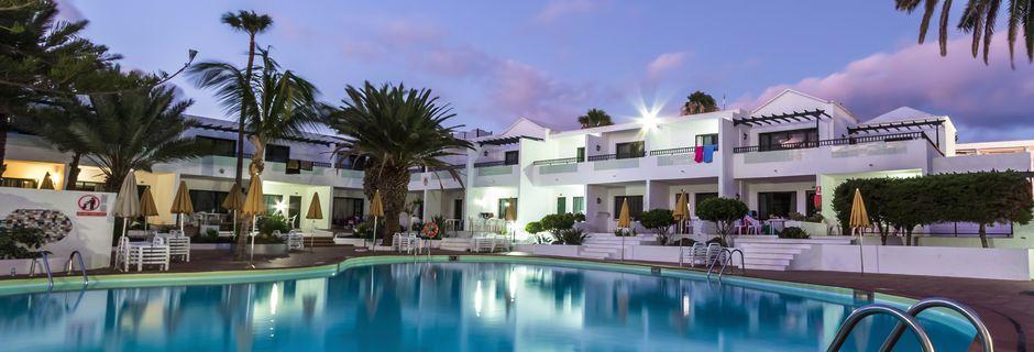 Poolområde på Playa Club by LABRANDA på Lanzarote, De Kanariske Øer