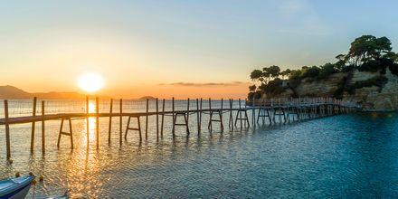 Cameo Island i Laganas på Zakynthos, Grækenland