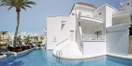 2-værelses lejlighed med delt pool på Hotel Lagos de Fañabé i Fañabé, Tenerife