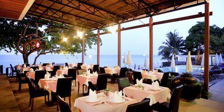 Restaurant på Lamai Wanta Beach Resort på Koh Samui, Thailand.
