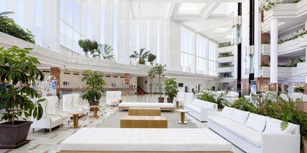 Lobbyen på Hotel Landmar Playa la Arena på Tenerife, De Kanariske Øer.