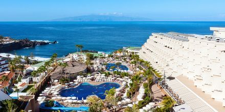 Pool på Hotel Landmar Playa la Arena på Tenerife, De Kanariske Øer.