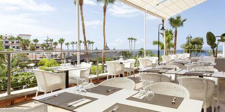 Restaurant på Hotel Landmar Playa la Arena på Tenerife, De Kanariske Øer.